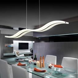 LightInTheBox Acrylic LED Pendant Light Wave Shape Chandelie