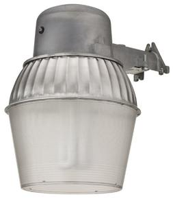 1 Light Outdoor Compact Quad Tube Wall Sconce, Sconce, Dusk
