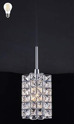 Smart Lighting-Shupregu 1-light pendant lighting, Crystal mi
