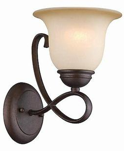 Hardware House 10-1219 Bennington Wall Sconce, Antique Bronz