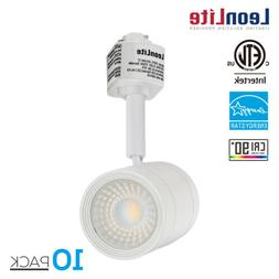 10 pack 8 5w dimmable led track