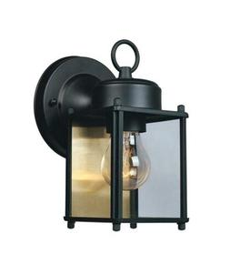 Designers Fountain 1161-BK Value Collection Wall Lanterns, B
