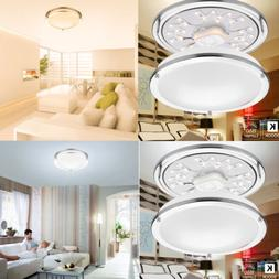 12 inch 18W LED Dimmable Flush Mount Ceiling Light Recessed