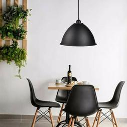 "12"" Industrial Pendant Light Ceiling Retro Fixture Lamps Lof"
