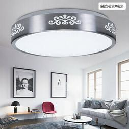 12W LED Recessed Ceiling Light Modern Fixture Round Mount La