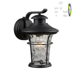 Hardware House 21-2274 Outdoor Water Glass Wall Lantern With