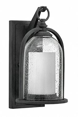 Hinkley 2614DZ-LED Restoration One Light Wall Mount from Qui