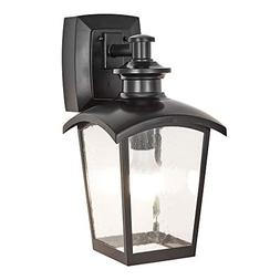 Home Luminaire 31703 Spencer 1-Light Outdoor Wall Lantern wi