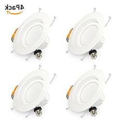 6 inch dimmable recessed downlight