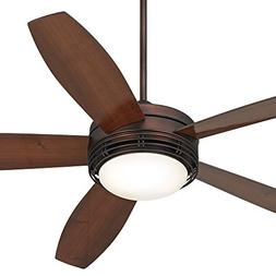 "60"" Casa Province Bronze Outdoor Ceiling Fan"