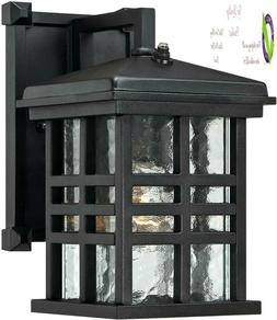 Westinghouse Lighting 6204500 Caliste 1 Light Outdoor Wall L