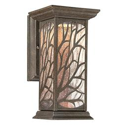 Westinghouse 6312000 Glenwillow One-Light LED Outdoor Wall L