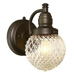 Westinghouse 6313700 Eddystone One-Light Outdoor Wall Fixtur