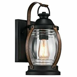Westinghouse Lighting 6335100 Canyon One-Light Outdoor Wall