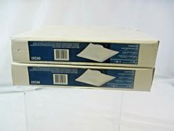 Westinghouse 66201 - 2 Light White Ceiling Light Fixture