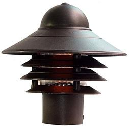 Acclaim 87ABZ Mariner Collection 1-Light Post Mount Outdoor