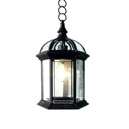 eTopLighting Contemporary Collection Exterior Outdoor Pendan