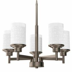 Elegant Modern Ceiling 5-Light Chandelier Lighting Fixture P