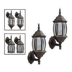 exterior lantern light fixture wall