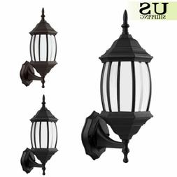 Exterior Light Outdoor Wall Fixture Lantern Porch Lamp Sconc