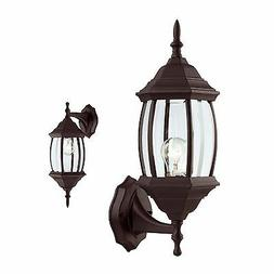 exterior wall sconce lantern light
