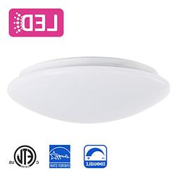 IN HOME 11-inch LED Flush mount Ceiling Light MS Series 16W
