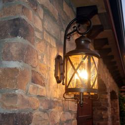 Front Porch Light Fixture Wall Outdoor Exterior Lighting Mou