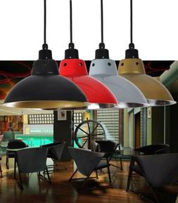 Industrial Pendant Ceiling Light  Fixture Hanging Modern Lam