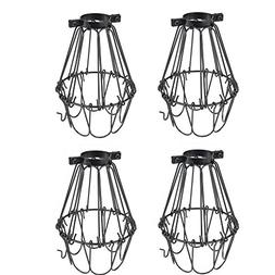 Rustic State Set of 4 Industrial Vintage Style   Hanging Pen