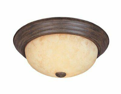 1257s wm am flushmount ceiling light warm