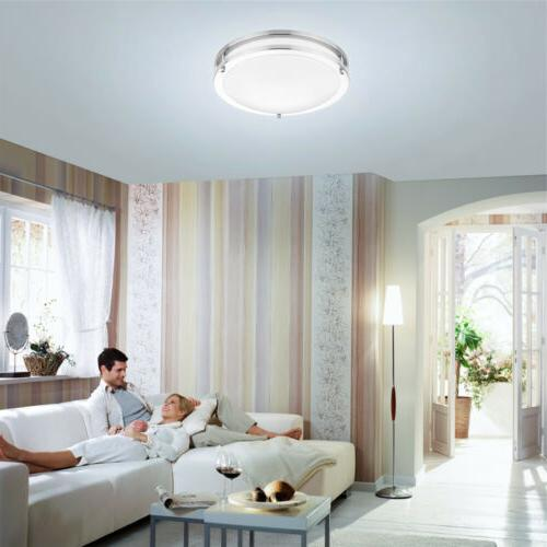 18W Round Ceiling Fixture Kitchen