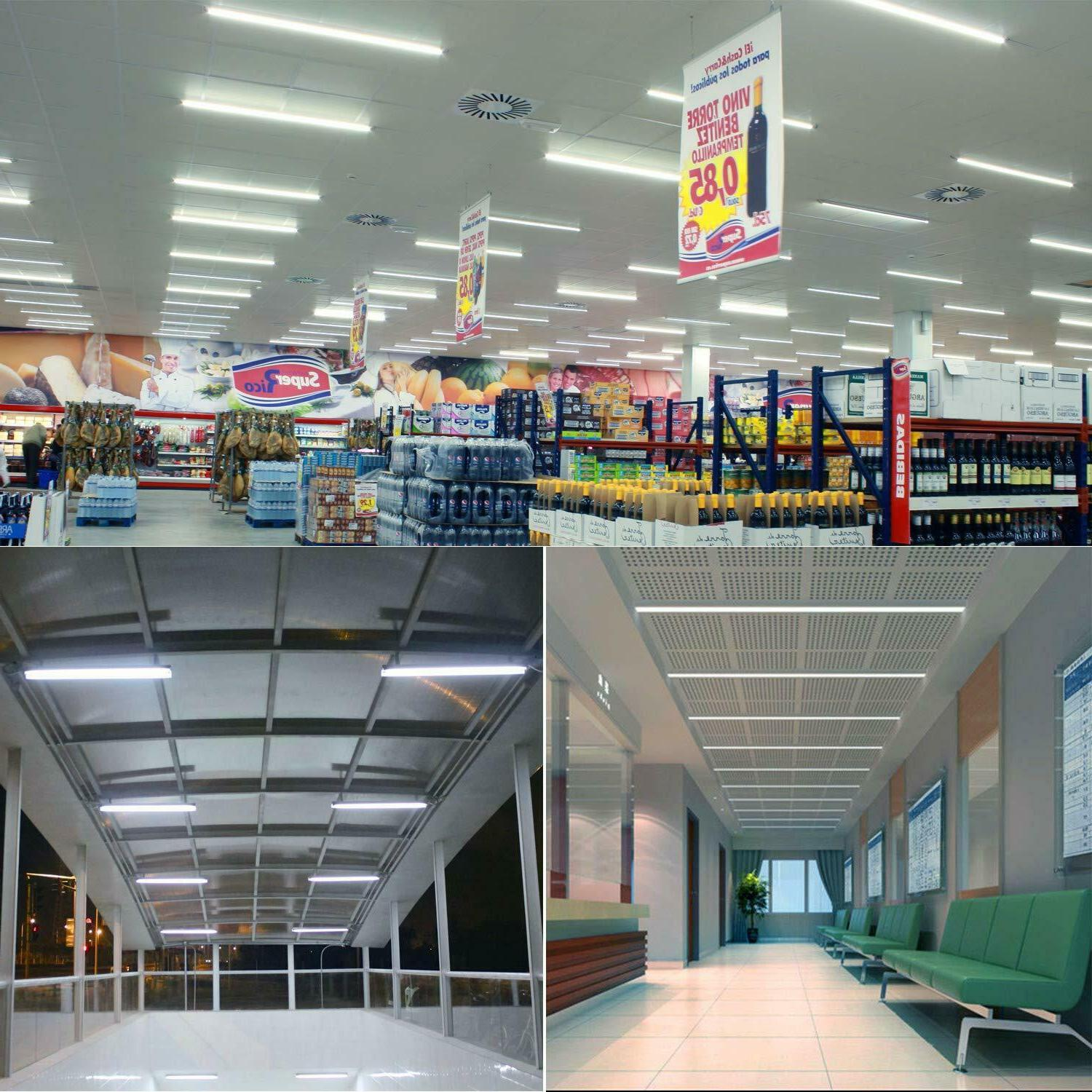 2 LED Linkable Utility Ceiling