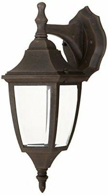 Designers Fountain 2461-AG Value Collection Wall Lanterns, A