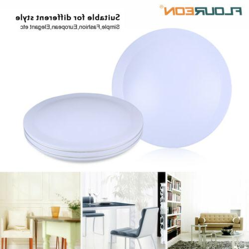 24W LED Ceiling Light Acrylic Lamp Flush Mount Modern Fixtur