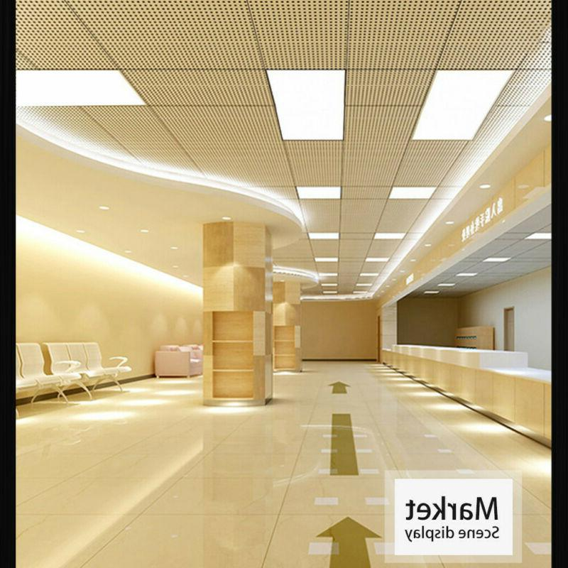 28W LED Recessed Flat Ceiling Panel US