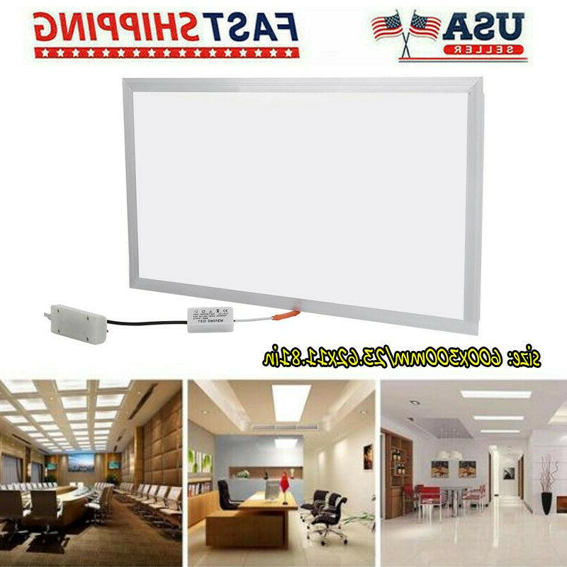28w rectangle led recessed flat ceiling panel