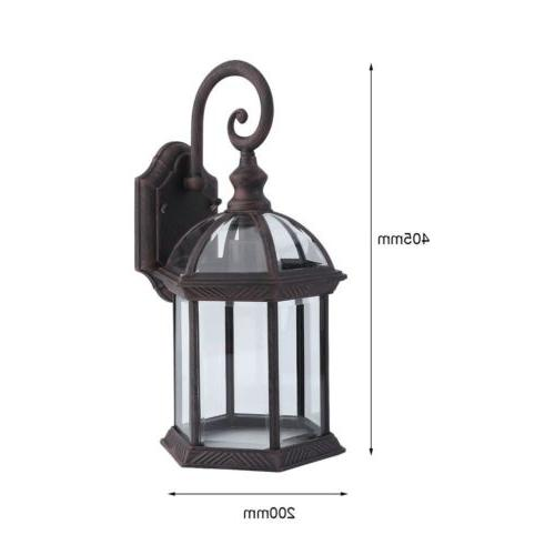 Outdoor Fixture Wall Lighting Porch Latern