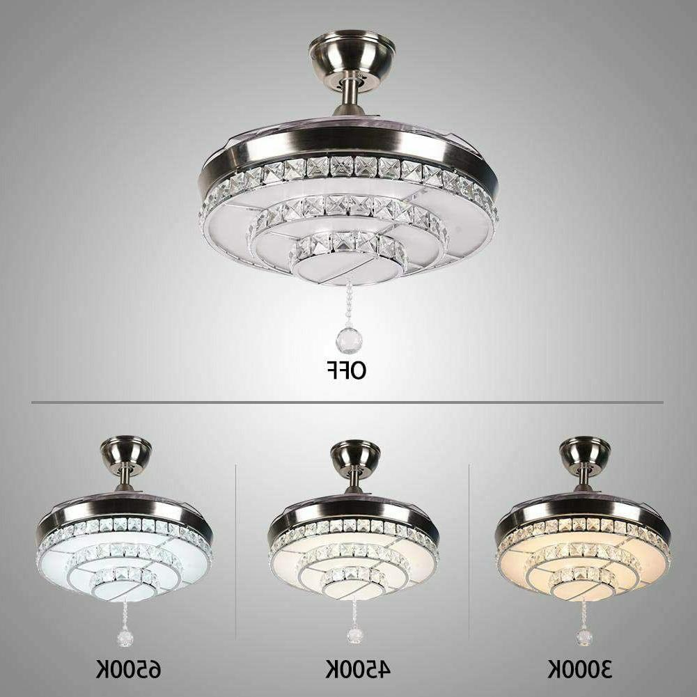 """42"""" Light Lamp Room Ceiling Fixture Remote Control"""
