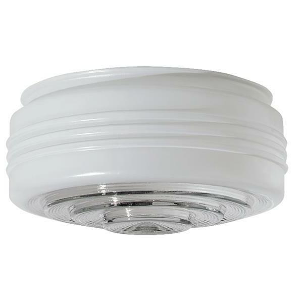 "-Westinghouse 8.75"" D X 4"" H X 8"" Fitter Ceiling Light Fixtu"