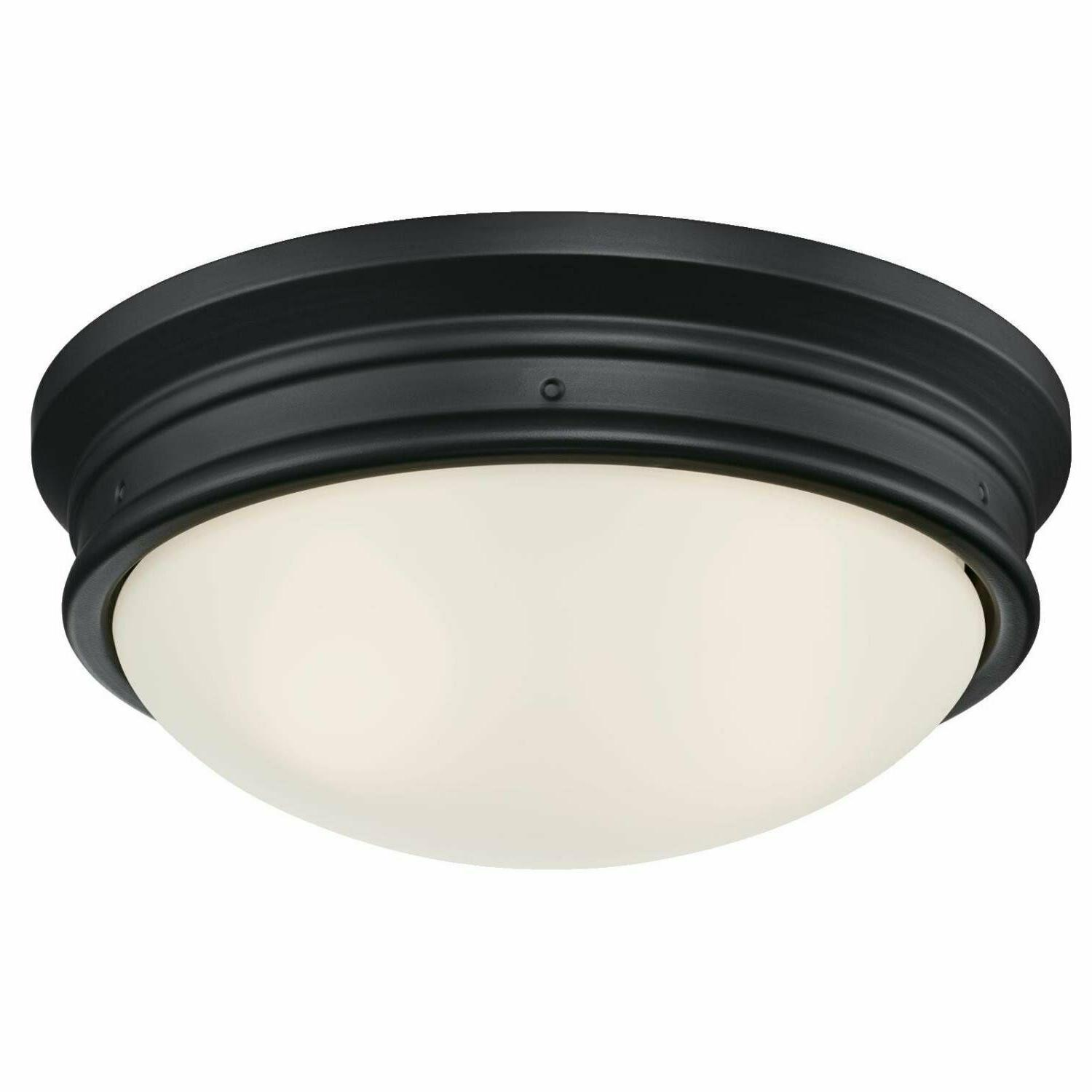 6324100 meadowbrook two light indoor flush mount