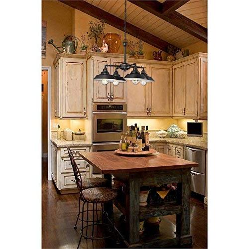 Westinghouse Four-Light Indoor Bronze Finish with