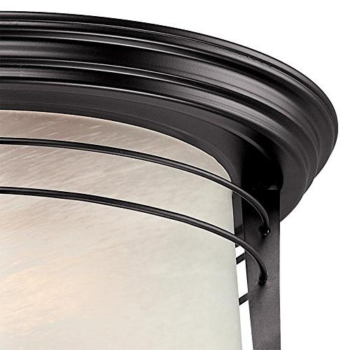 Westinghouse Two-Light Weathered Steel with Glass, 1