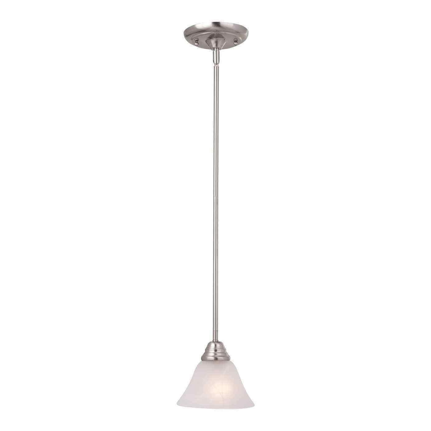 91064mrsn one light marble glass