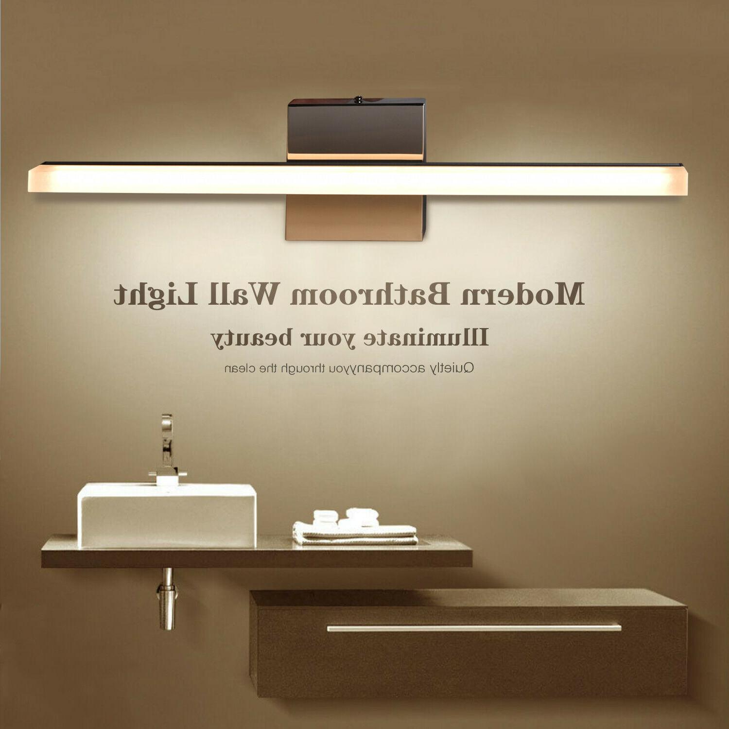 Bathroom Vanity LED Light Fixture Home