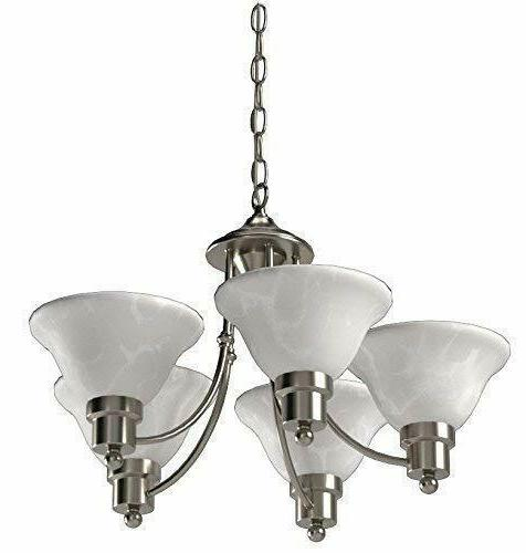 Chandelier Ceiling Fixture Home Hardware House 5 Light