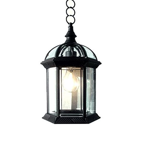 contemporary collection exterior pendant hanging