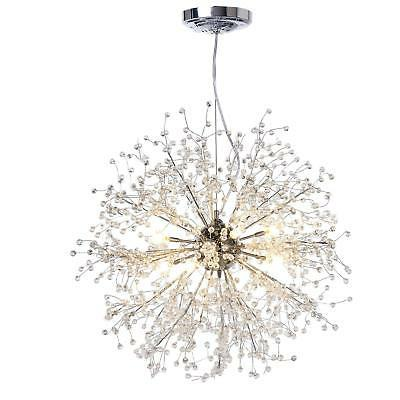 contemporary firework crystal chandeliers