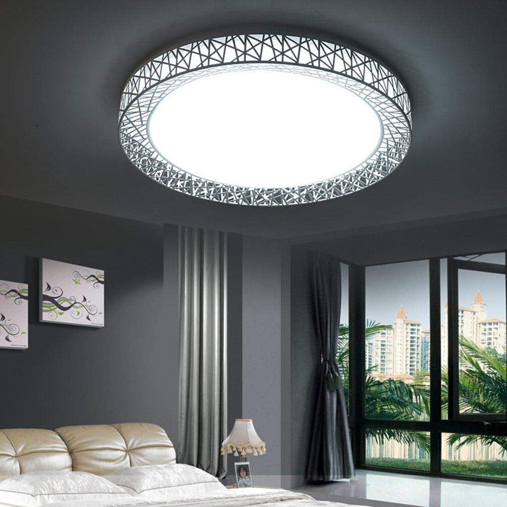 Courtyard <font><b>Outdoor</b></font> Indoor LED Ceiling Bird Nest Bedroom Hotel Surface Mounted