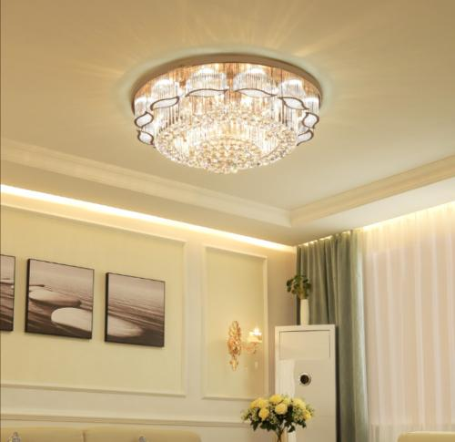 Crystal Pendant Fixtures LED