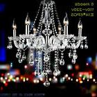 elegant modern ceiling light crystal chandelier pendant